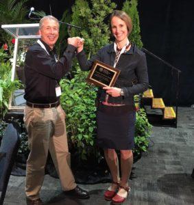 ICG Receives APGA Program Excellence Award