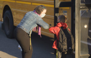 Ithaca schools navigate first week of in-person classes